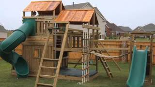 Commercial Playgrounds, Ziplines, Adventure Equipment, Residential