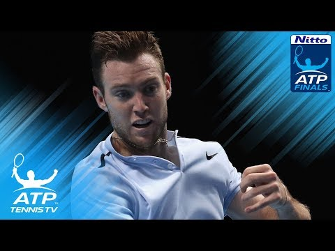 Jack Sock Hot Shots v Marin Cilic | Nitto ATP Finals 2017