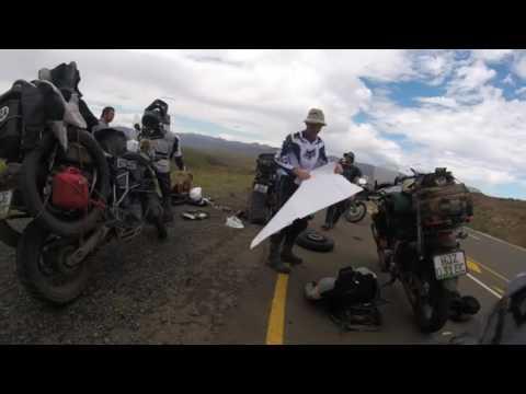 Lesotho Motorbike trip 2016