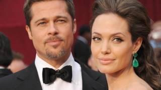 Джоли и Питт год после развода, дети, паралич Белла