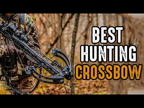 Top 5 Best Crossbows for Hunting