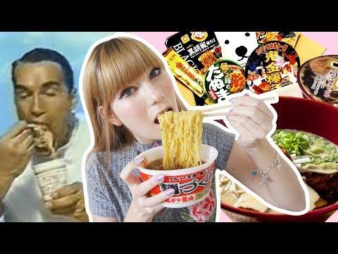 je-mange-que-des-nouilles-instantanÉes-pendant-un-jour-🍜-japan-ramen-box
