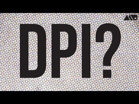 What is DPI and When Does it Matter? (Also DPI vs. PPI)