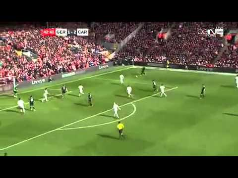 Steven Gerrard XI vs Carragher XI 2 2 FIRST HALF TIME FULL MATCH RECORD ENGLISH COMMENTARY