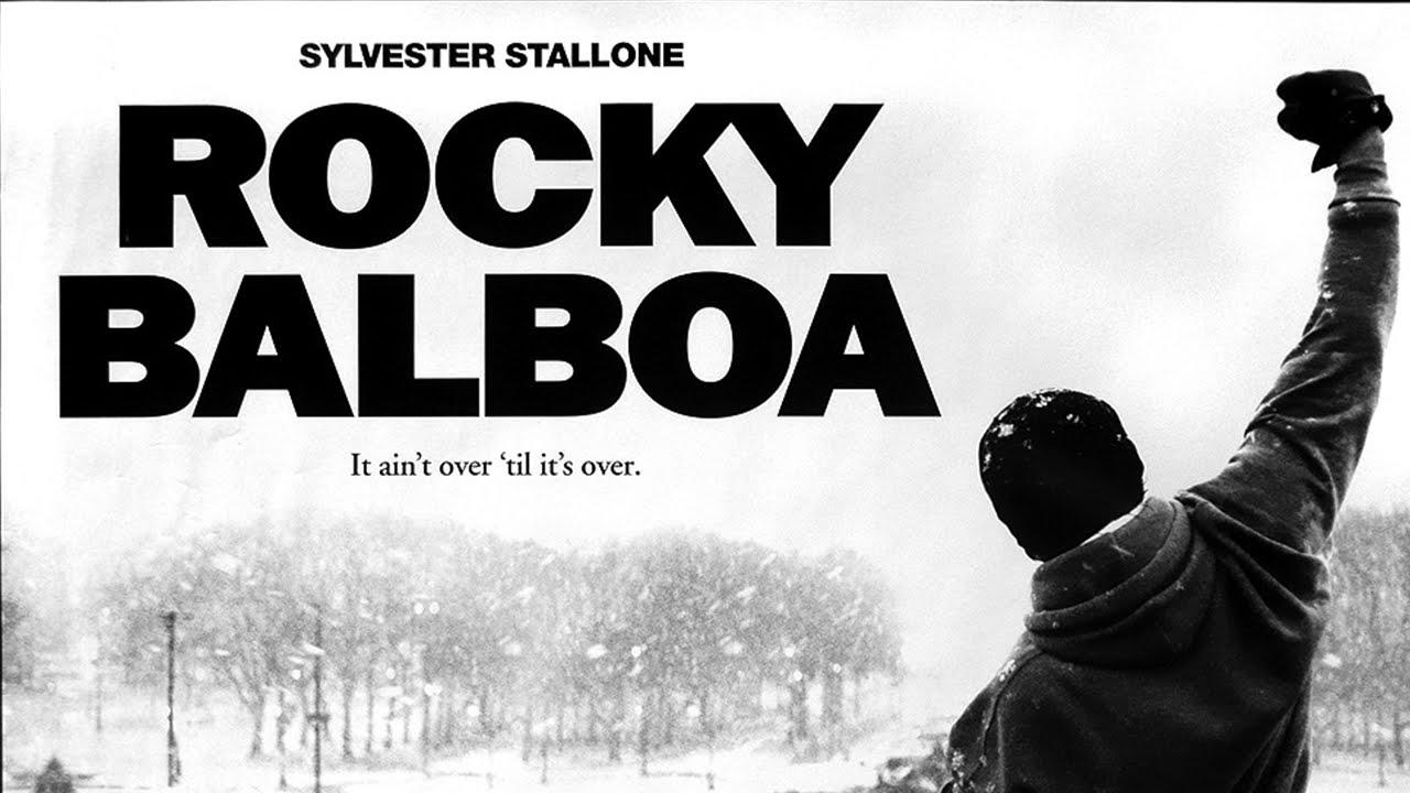 Vídeo Motivacional Rocky Balboa Remasterizado Youtube