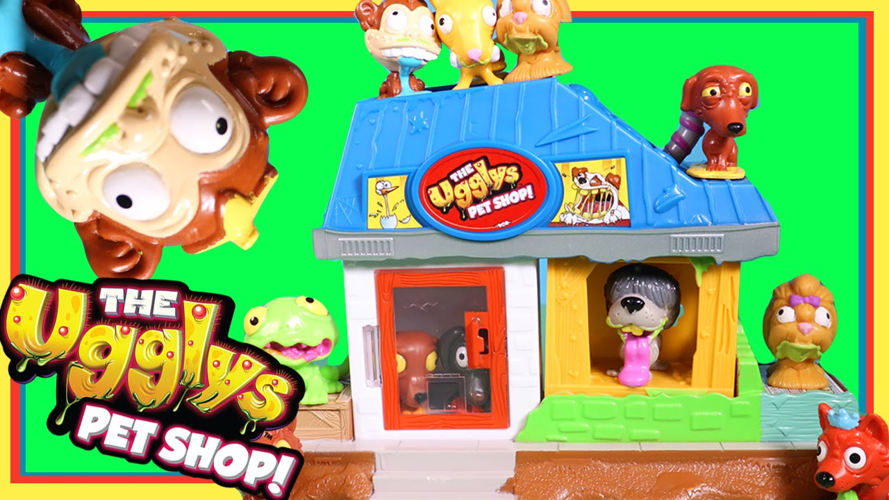 Uggly s pet shop grand opening anna wants all the ugliest pets in the world youtube - Grand petshop ...