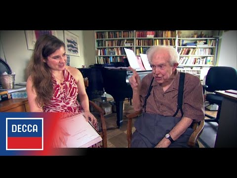 Elliott Carter -- The Last Interview