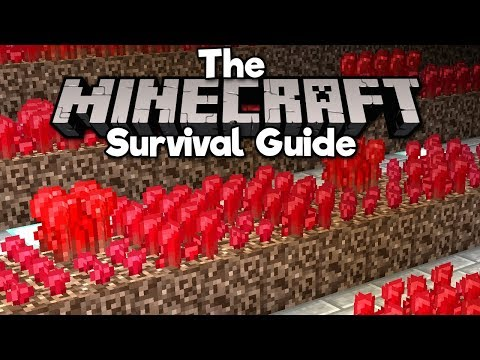 How To Farm Nether Wart! ▫ The Minecraft Survival Guide (Tutorial Lets Play) [Part 115]