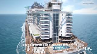 MSC Seaside Interview - Visionary Design thumbnail