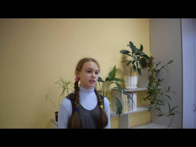 Изображение предпросмотра прочтения – ТатьянаНикитина читает произведение «Я люблю большие дома…» В.Я.Брюсова