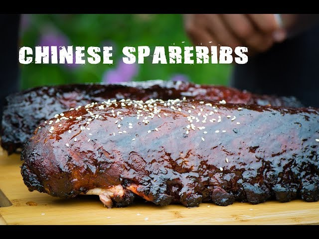 Chinese spareribs | Fire&Food TV