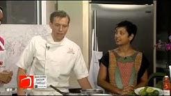 Malai Kitchen in Uptown Dallas Cooks Thai Coconut Soup