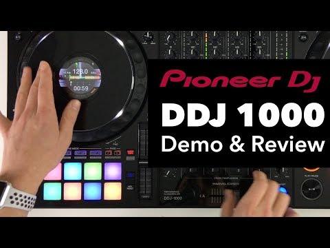 Pioneer DDJ 1000 Rekordbox Controller - Demo & Review