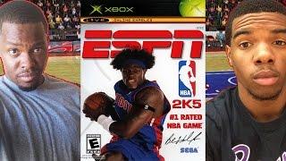 SODIUM LEVELS RISING! - ESPN NBA 2K5 (Xbox) | #ThrowbackThursday ft. Juice