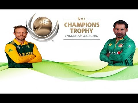 pakistan vs south africa match ICC Champions Trophy 2017. thumbnail