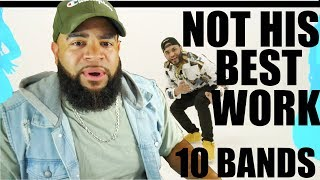 {{ REACTION }} Joyner Lucas ft. Timbaland - 10 Bands (ADHD)