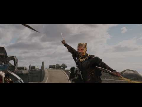 Black Panther - Trailer Oficial