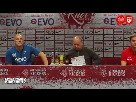 PK VOR KICKERS OFFENBACH VS TSV STADTALLENDORF
