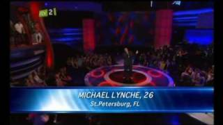 AMERICAN IDOL SEASON 9   A NEW FRONT RUNNER?   MICHAEL LYNCHE STARS ON TOP 20 WEEK! (HQ)