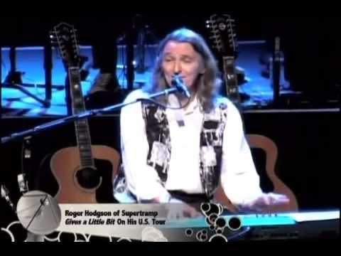 "Roger Hodgson VH1 Classic News Flash Interview ""Give a Little Bit"""