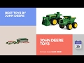 default - John Deere Sandbox Vehicle 2pk, Truck and Tractor