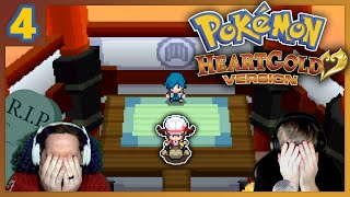 We head to the Flying Gym in Violet City and Falkner had some surprises up his sleeve...