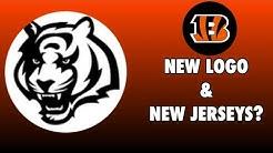 Bengals Signaling New Jerseys & Logo?