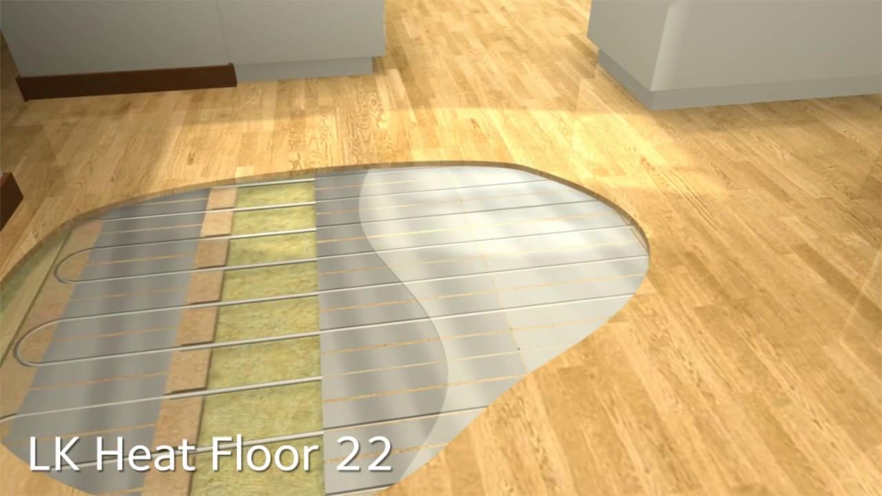 Lk Underfloor Heating