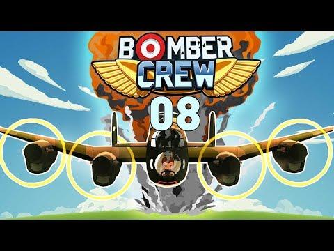 СКОЛЬЗКИЙ АС! - #8 BOMBER CREW ПРОХОЖДЕНИЕ