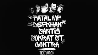 Santi aka Universe feat Defkhan Sokrat St Contra Fatal Mf  TEKYUREK1 Resimi