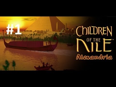 Children of the Nile Alexandria #1