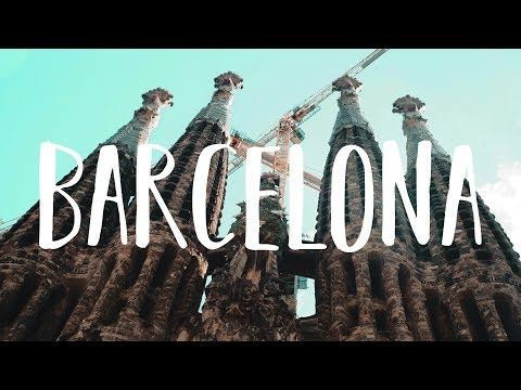 La Sagrada Familia  | Barcelona Vlog #2