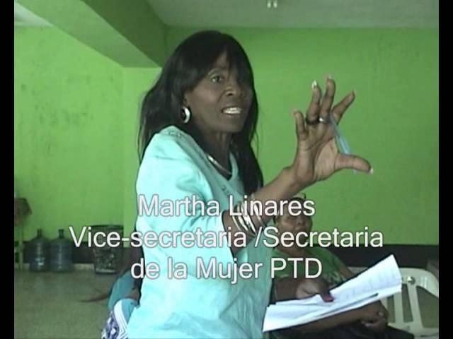 Taller Secretaria de la Mujer Abril PTD