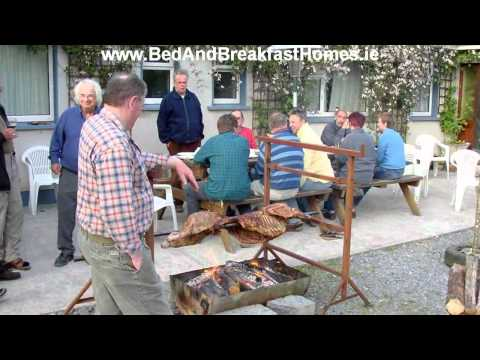 Portarra Lodge Bed And Breakfast Moycullen Galway Ireland