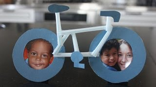 Craft Corner: Easy Bicycle Craft for Kids