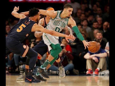 Jayson Tatum, Boston Celtics rookie, at free-throw line late is 'something (Celtics) want,' per Brad Stevens