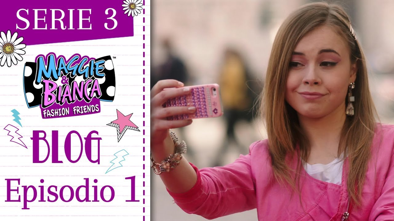 Maggie Amp Bianca Fashion Friends Serie 3 Il Momento E
