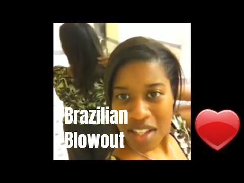 brazilian blowout- african