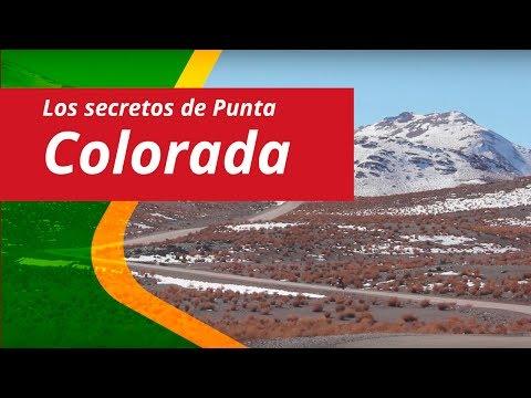 Los secretos de Punta Colorada