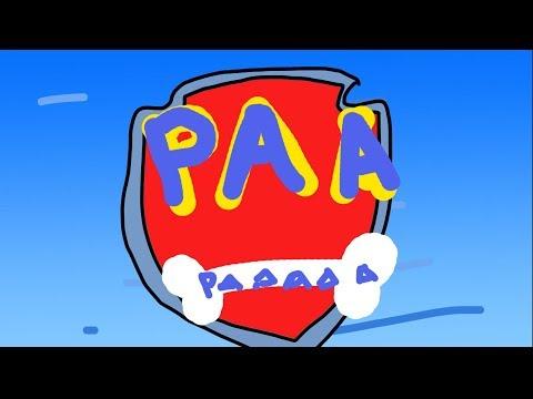 Homemade Intros: Paw Patrol