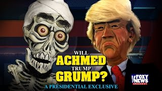 Will Achmed Trump Grump? An Exclusive Holiday Interview | JEFF DUNHAM