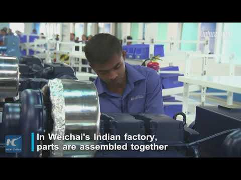 How do China-made engines power India's fishing boats?