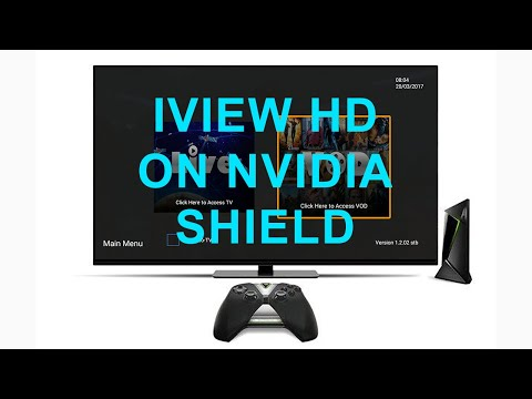 How To Install IVIEW HD IPTV On Nvidia Shield