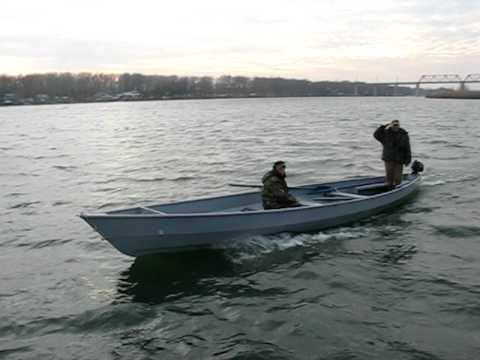 железная лодка для Дона