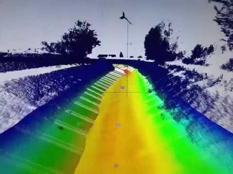 River Parrett multi-beam bathymetry and lidar survey