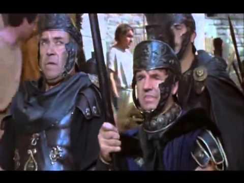 """The Braggart Soldier (""""Miles Gloriosus"""") singing """"Bring Me My Bride!"""""""