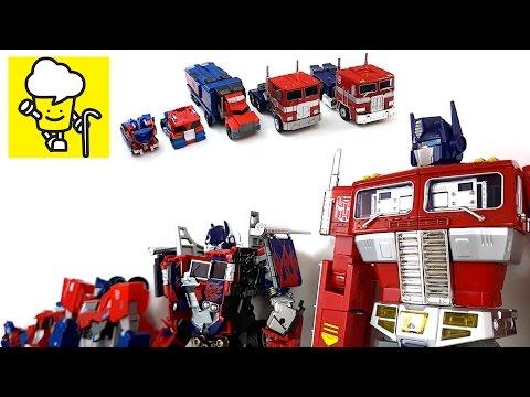 Transformer Optimus Prime robot truck toys トランスフォーマー 變形金剛 Vehicle Car