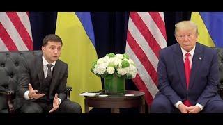 Зеленский, Порошенко, Байден, Трамп: американские разборки в столице Украины