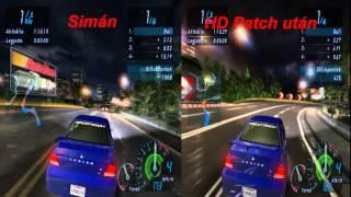 Need for Speed Underground HD patch és tutorial magyar