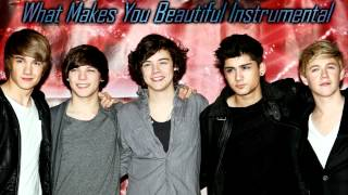 HD What Makes You Beautiful Instrumental (Download Link)